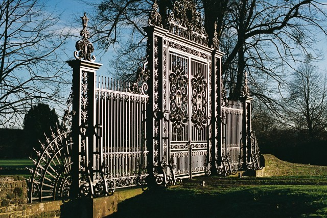 Blacksmith, Hand forged, Design, Ironwork, Forge, Wrought Ironwork, Hot Forged, Blacksmithing, Tijou, Petworth, Petworth House, Jean Tijou, Petworth Gates, Brawn and Downing